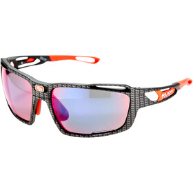 Rudy Project Sintryx Gafas, carbonium - polar 3fx hdr multilaser red